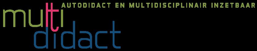 autodidact en multidisciplinair inzetbaar logo
